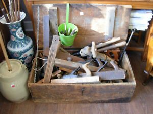 Antique Tool Clearance Sale Cambridge Kitchener Area image 1