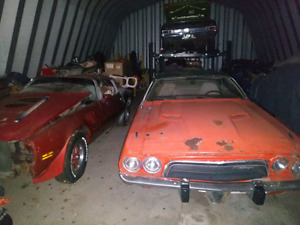 Hot rods and rat rods for sale