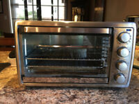 Black & Decker convction toaster oven for sale