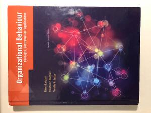 Organizational Behaviour - By: Langton, Robbins, Judge (New)