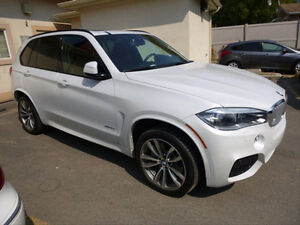 2014 BMW X5 xDrive 50i Fully Loaded/Excellent Condition