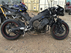 Parting out 2005 Yamaha r1