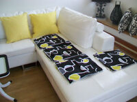 STYLISH OUTDOOR CUSHIONS & CUSHION COVERS *** CAN DELIVER