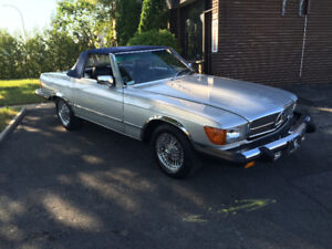 Mercedes Benz 380SL