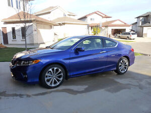 2013 Honda Accord 2 DR EXL V6 Coupe