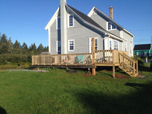 Beautiful Furnished Home Located on South Shore of Nova Scotia