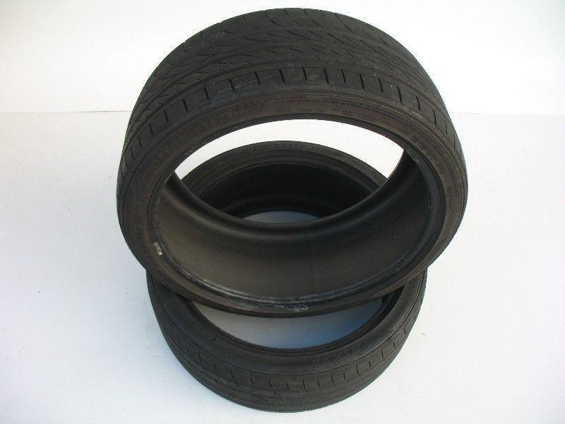 used 245 35 20 tires ebay. Black Bedroom Furniture Sets. Home Design Ideas