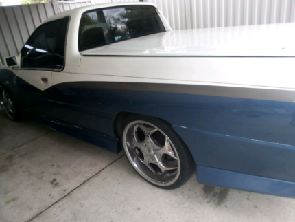 Vr twin turbo and chev boat Coodanup Mandurah Area Preview