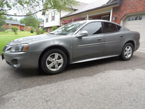 2008 Pontiac Grand Prix SE Sedan, CERTIFIED ,Excellent Condition