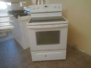 Whirlpool Glass Top Stove