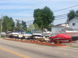 Pre-owned boats at Canadian Boat Sales