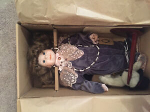 Yesterday's Child Collection Doll
