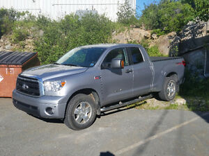 2012 Toyota Tundra TRD SR5 Package Pickup Truck