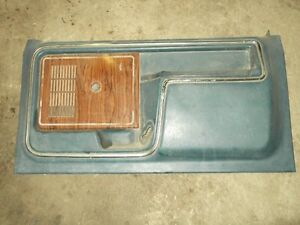 '80-'86 Ford Truck Door Panels