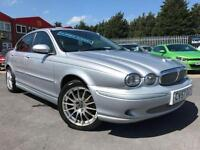 2007 Jaguar X Type 2.0d S 4dr Turbo Diesel Sport Body Kit 4 door Saloon