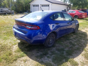 2013 Dodge Dart, 50 MPG, runs & drives great! Clear title,