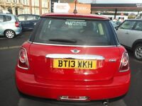 MINI One ONE (chilli red) 2013