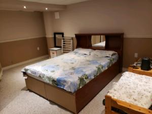 Beautiful Basement Apartment for Rent $900 in Burlington