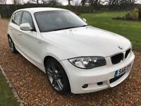 2011 61 BMW 1 SERIES 2.0 116I PERFORMANCE EDITION 5D 121 BHP