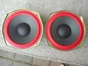 """6-1/2"""" WOOFERS"""