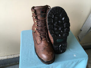 Size 12 Goretex leather boots