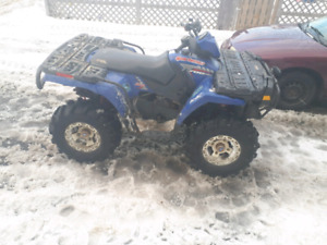 2005 Polaris 700 all it needs is a new driver