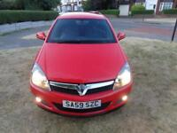 2010 Vauxhall/Opel Astra 1.4i 16v SXI Sport Hatch 1 LADY OWNR+AUX+FSH+IMMACULATE
