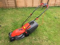 Flymo Venturer 320 lawnmower (used twice)
