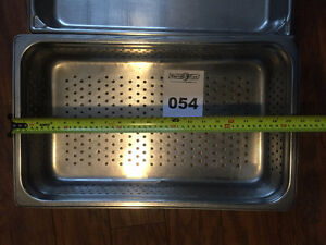 Five (5) serving dishes (chafing dishes) Kitchener / Waterloo Kitchener Area image 4