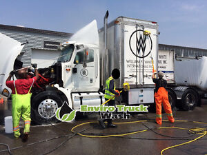 Enviro Truck Wash - Pressure Washing service Cambridge Kitchener Area image 9