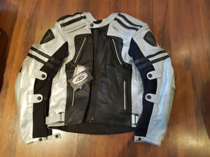 BRAND NEW MOTORCYCLE JACKETS AND PANTS