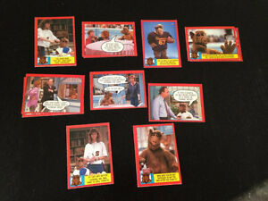 ALF TRADING CARDS-FAMILY TREE