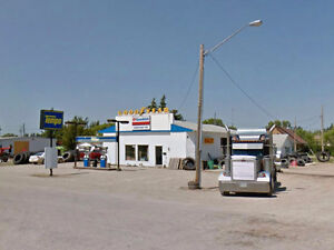 Tire Repair & Gas Bar - Business for Sale