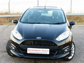 Ford Fiesta 1.0 ( 125ps ) EcoBoost ( s/s ) 2014.5MY Zetec S