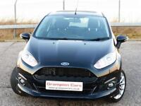 Ford Fiesta 1.0 ( 125ps ) EcoBoost ( s/s ) 2014.5MY Zetec S