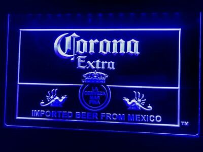 Corona Mexico Beer Led Neon Light Sign Bar Club Pub Advertise Decor Sport Gift