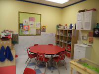 In Castle Downs Daycare and OSC Spaces available