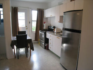 Furnished, equipped apartment - close to downtown Montreal