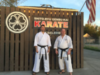 Karate and Aikido classes for Men, Women and kids