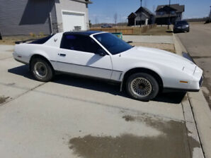 1982 Pontiac Firebird Trans Am Coupe (2 door)