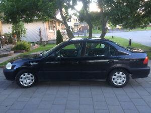 $1,999 ~~ 2000 Honda Civic Sedan ~~ $1,999
