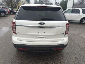2014 Ford Explorer XLT SUV, Crossover 4x4 v-6 one owner London Ontario image 4