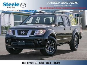 2019 Nissan Frontier PRO -4X (LEATHER/NAV/ROOF)