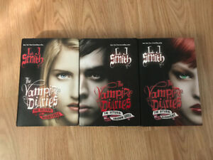 The vampire diaries: the return. Volumes 1-3 hardcover