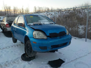 20045 Toyota Echo Now Available At Kenny U-Pull Cornwall