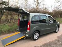 2012 Citroen Berlingo Multispace 1.6 HDi 90 VTR 5dr WHEELCHAIR ACCESSIBLE VEH...