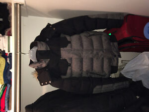 Jacket brand NOIZE for winter