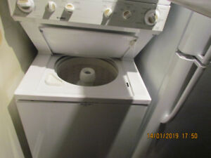 Stacked Washer & Dryer Unit for Sale