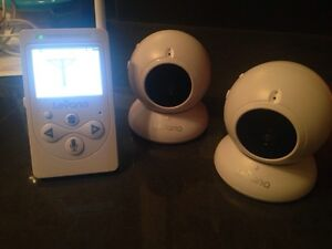 Levana Lila 2 camera video monitor