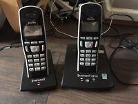 Binatone Cordless Home Phones with answerphone